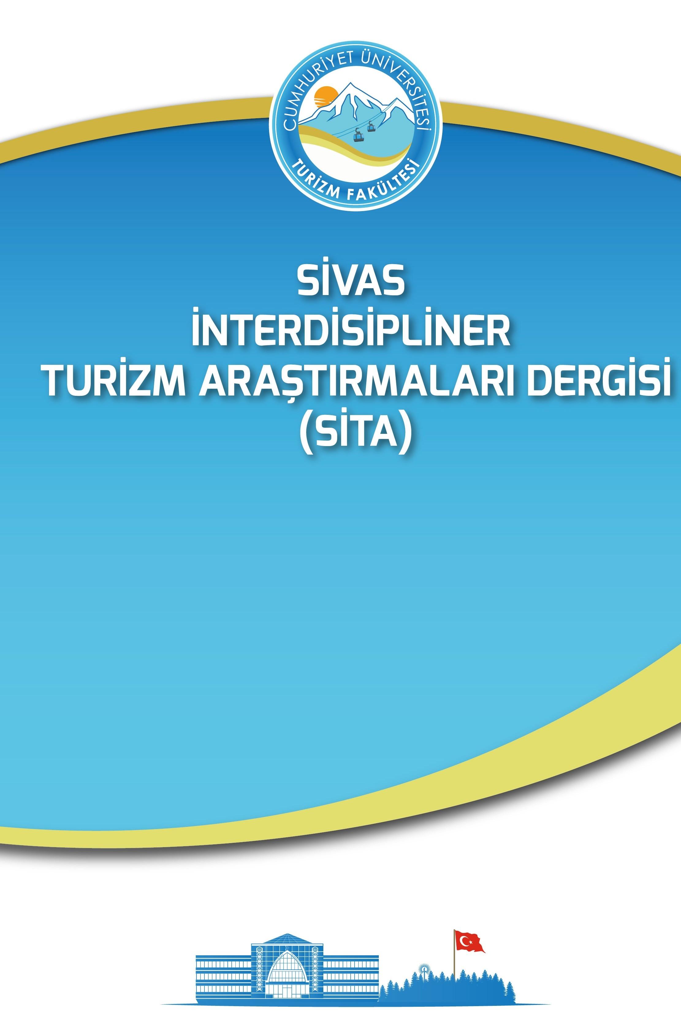 Sivas Interdisiplinler Turizm Araştırmaları Dergisi