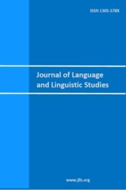 Dil ve Dilbilimi Çalışmaları Dergisi: Uluslararası Çevrimiçi Dergisi
