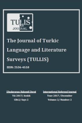 The Journal of Turkic Language and Literature Surveys (TULLIS)