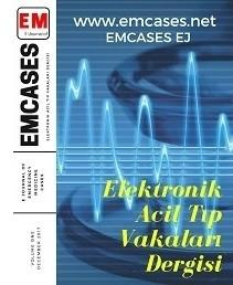 Elektronik Acil Tıp Vakaları Dergisi