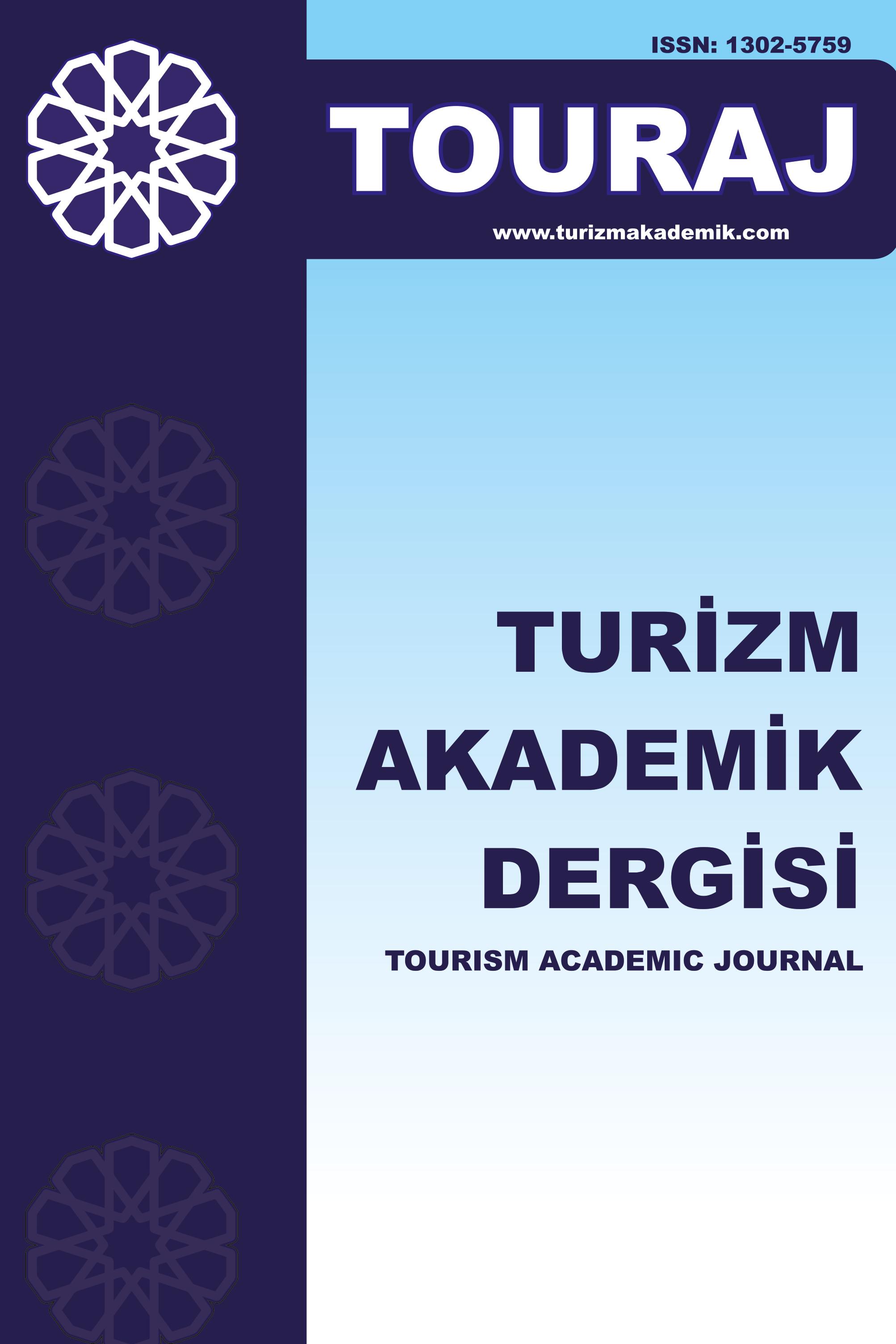 Turizm Akademik Dergisi