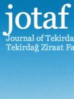 Journal of Tekirdag Agricultural Faculty