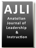E-AJELI (Anatolian Journal of Educational Leadership and Instruction)