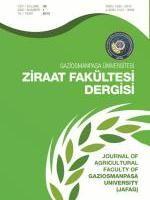Gaziosmanpaşa Üniversitesi Ziraat Fakültesi Dergisi