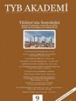 TYB Akademi Dil Edebiyat ve Sosyal Bilimler Dergisi