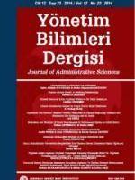 Yönetim Bilimleri Dergisi