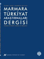 Marmara Türkiyat Araştırmaları Dergisi