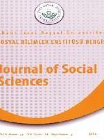 Abant İzzet Baysal Üniversitesi Sosyal Bilimler Enstitüsü Dergisi
