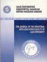 Endüstriyel Sanatlar Eğitim Fakültesi Dergisi