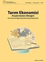 Tarım Ekonomisi Araştırmaları Dergisi