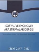 Karamanoğlu Mehmetbey Üniversitesi Sosyal Ve Ekonomik Araştırmalar Dergisi