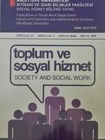Toplum ve Sosyal Hizmet